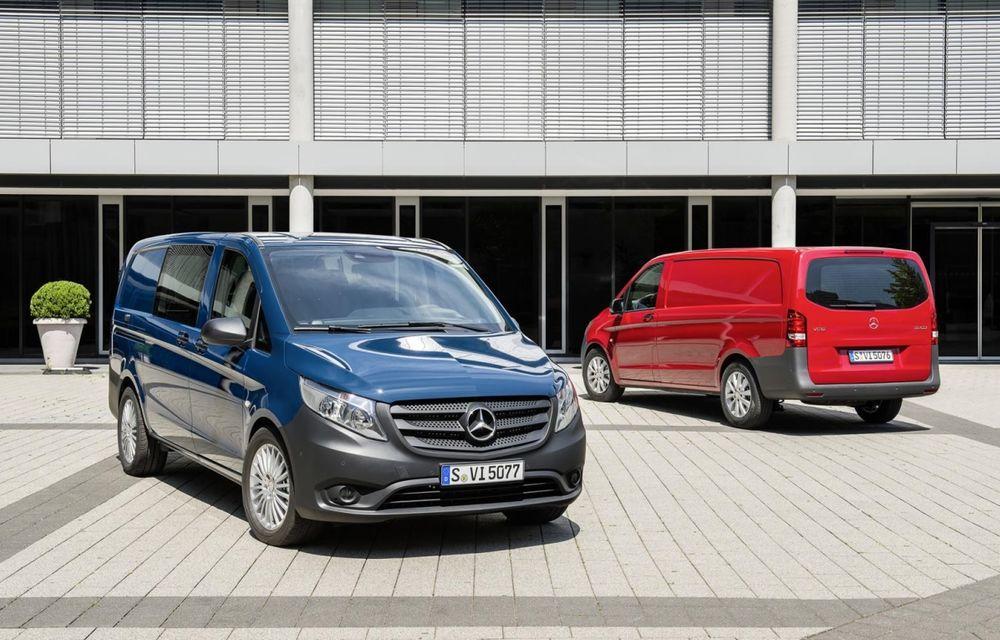 Mercedes-Benz Vito a primit o nouă generaţie - Poza 1