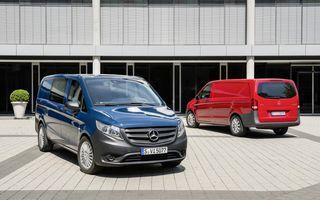 Mercedes-Benz Vito a primit o nouă generaţie
