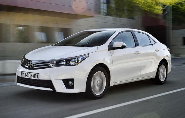 Topul vânzărilor auto în primele şase luni ale lui 2014: Toyota, VW Group, GM - Poza 1