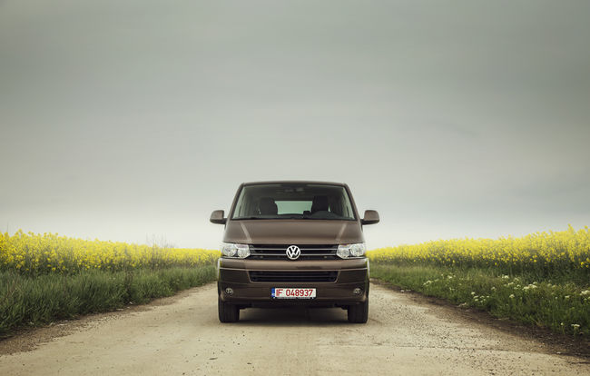Test drive Volkswagen T5 Multivan (2009-2016)