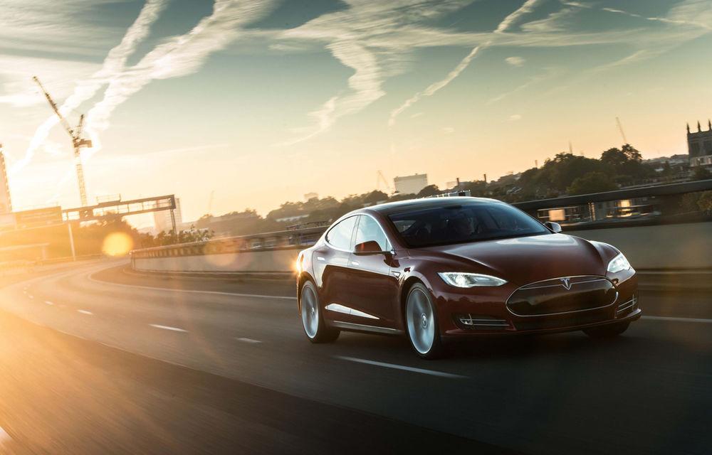 Adio, vizite la service! Tesla Motors va revoluţiona modul în care maşinile vor trece prin revizie - Poza 1