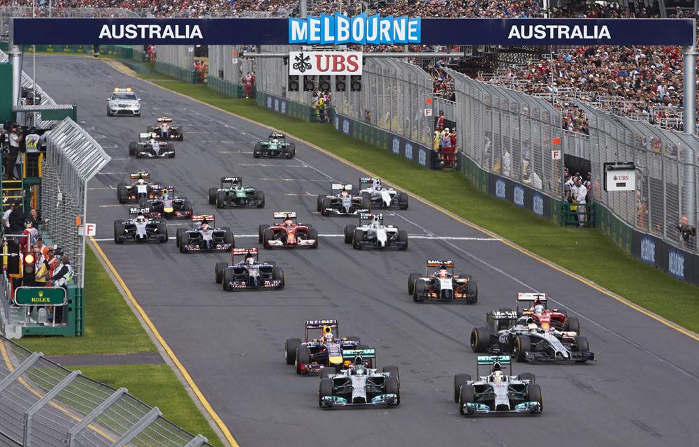 Australia rămâne în calendarul Formulei 1 până în 2020 - Poza 1