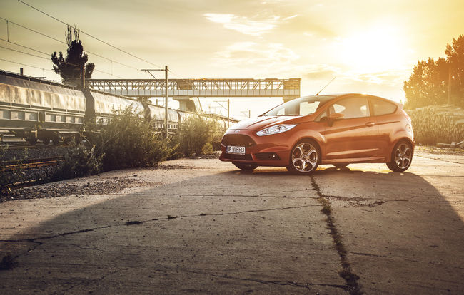 Test drive Ford Fiesta ST facelift (2013-2016)