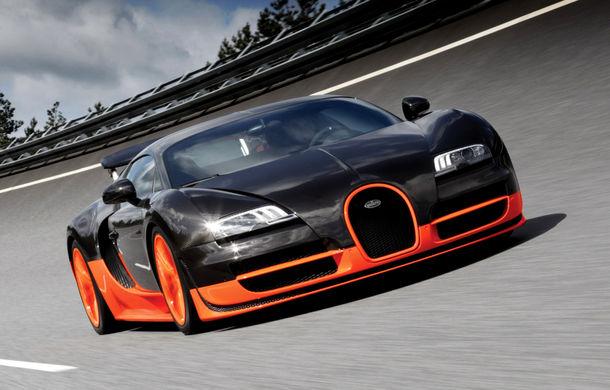 """Bugatti: """"Mai există doar 15 exemplare Veyron care pot fi comandate"""" - Poza 1"""