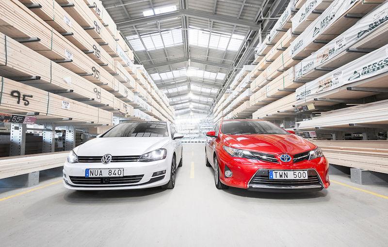 Toyota coboară ţinta de vânzări pe 2014. Devine VW Group numărul 1 mondial la finalul anului? - Poza 1