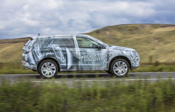 Land Rover Discovery Sport a parcurs 1.2 milioane de kilometri şi a trecut 11.000 de teste - Poza 5