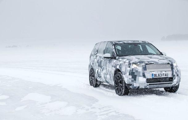 Land Rover Discovery Sport a parcurs 1.2 milioane de kilometri şi a trecut 11.000 de teste - Poza 2