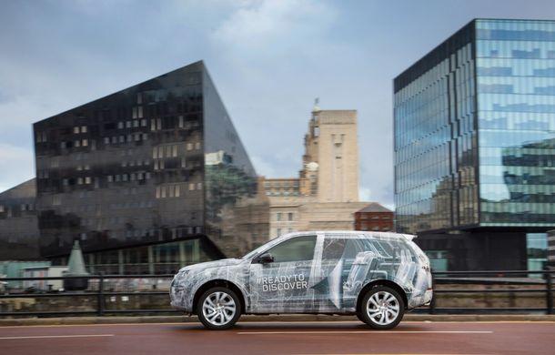 Land Rover Discovery Sport a parcurs 1.2 milioane de kilometri şi a trecut 11.000 de teste - Poza 7