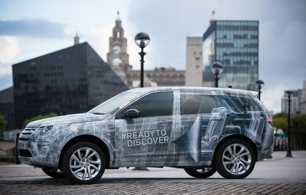 Land Rover Discovery Sport a parcurs 1.2 milioane de kilometri şi a trecut 11.000 de teste - Poza 4