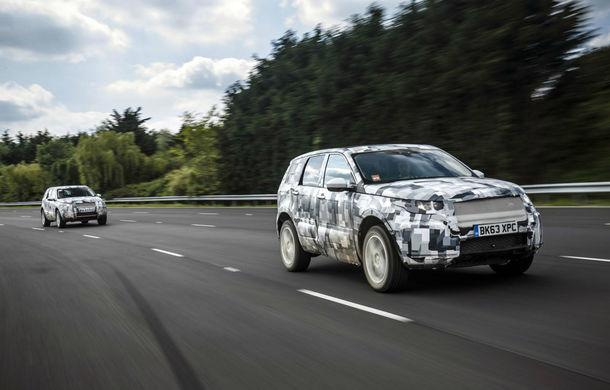 Land Rover Discovery Sport a parcurs 1.2 milioane de kilometri şi a trecut 11.000 de teste - Poza 6