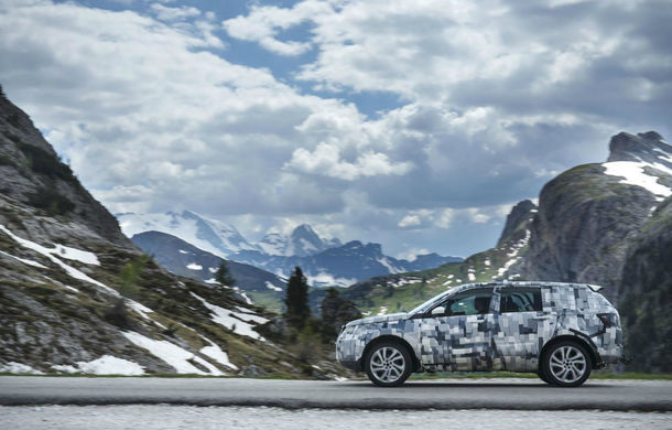Land Rover Discovery Sport a parcurs 1.2 milioane de kilometri şi a trecut 11.000 de teste - Poza 8
