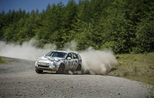 Land Rover Discovery Sport a parcurs 1.2 milioane de kilometri şi a trecut 11.000 de teste - Poza 1