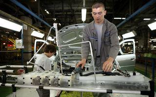 Studiu: România este pe locul patru la producţia de automobile între ţările emergente din Europa