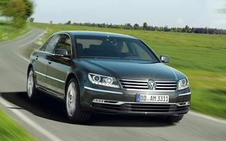 Volkswagen renunţă la Eos, dar plănuieşte o nouă generaţie Phaeton