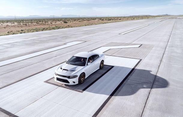 Dodge Charger SRT Hellcat devine cea mai puternică berlină din lume: 717 CP şi 880 Nm - Poza 3
