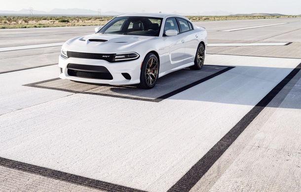 Dodge Charger SRT Hellcat devine cea mai puternică berlină din lume: 717 CP şi 880 Nm - Poza 8