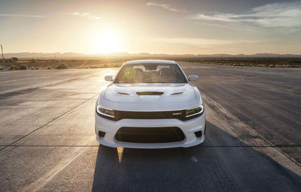 Dodge Charger SRT Hellcat devine cea mai puternică berlină din lume: 717 CP şi 880 Nm - Poza 7