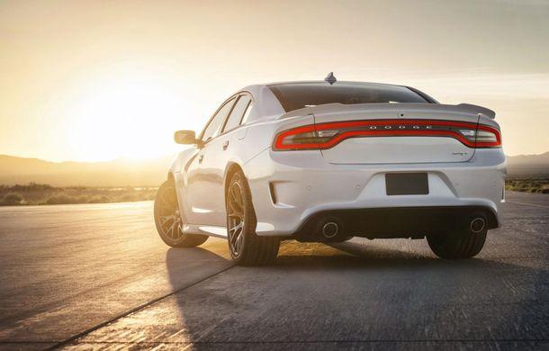 Dodge Charger SRT Hellcat devine cea mai puternică berlină din lume: 717 CP şi 880 Nm - Poza 29