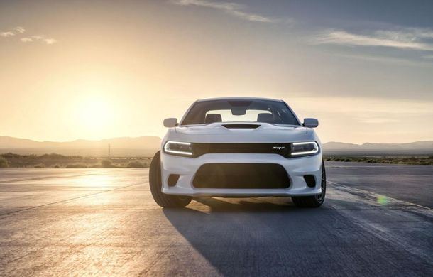 Dodge Charger SRT Hellcat devine cea mai puternică berlină din lume: 717 CP şi 880 Nm - Poza 33