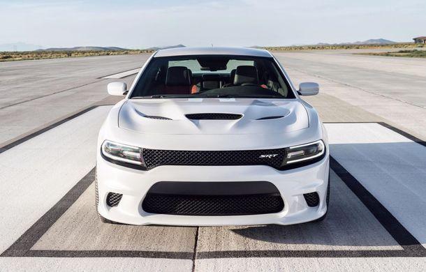 Dodge Charger SRT Hellcat devine cea mai puternică berlină din lume: 717 CP şi 880 Nm - Poza 31