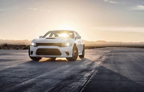Dodge Charger SRT Hellcat devine cea mai puternică berlină din lume: 717 CP şi 880 Nm - Poza 40