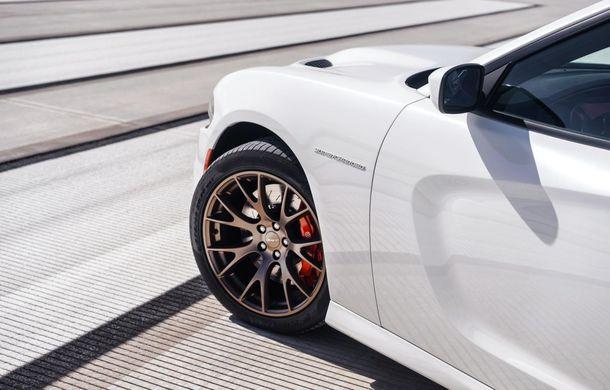 Dodge Charger SRT Hellcat devine cea mai puternică berlină din lume: 717 CP şi 880 Nm - Poza 15
