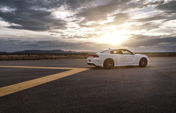 Dodge Charger SRT Hellcat devine cea mai puternică berlină din lume: 717 CP şi 880 Nm - Poza 17