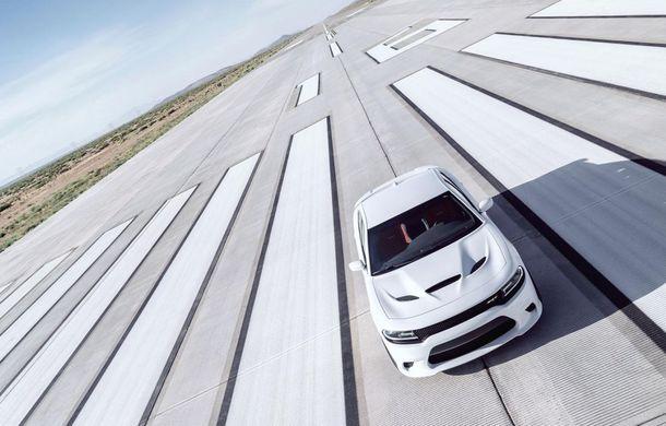 Dodge Charger SRT Hellcat devine cea mai puternică berlină din lume: 717 CP şi 880 Nm - Poza 32