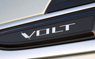 Viitoarea generaţie Chevrolet Volt se lansează în 2015. Europa nu se află printre pieţele pe care va fi vândut modelul american