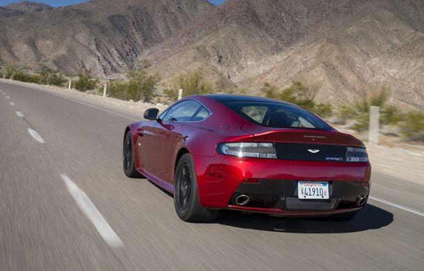 Aston Martin nu va mai putea vinde modelele DB9 şi Vantage în SUA. Motivul: nu sunt conforme cu noile reguli de siguranţă - Poza 2