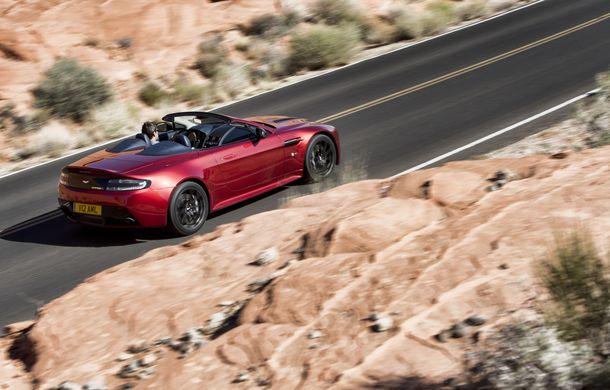 Aston Martin nu va mai putea vinde modelele DB9 şi Vantage în SUA. Motivul: nu sunt conforme cu noile reguli de siguranţă - Poza 3