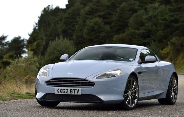 Aston Martin nu va mai putea vinde modelele DB9 şi Vantage în SUA. Motivul: nu sunt conforme cu noile reguli de siguranţă - Poza 1