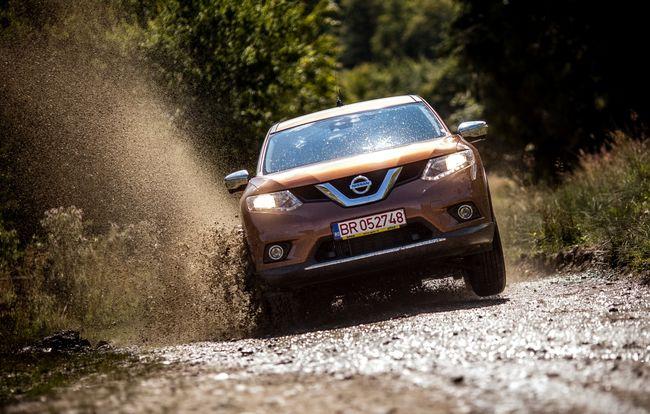 Test drive Nissan X-Trail (2014-prezent)