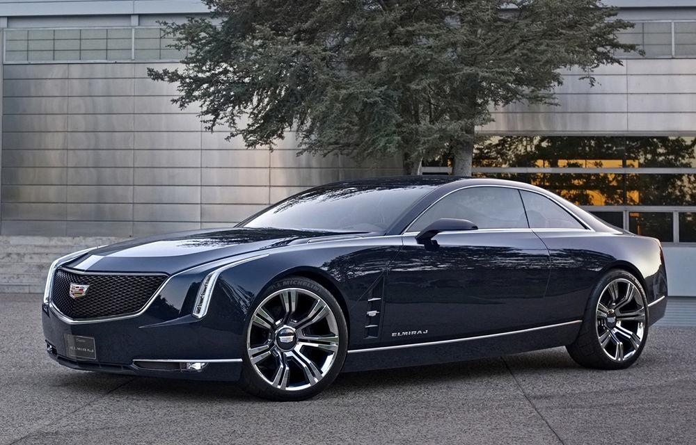 """Cadillac pregăteşte o relansare a mărcii. Primul model: limuzina LTS, rivală cu Seria 7: """"Dacă suntem cu adevărat premium, va trebui să o facem bine"""" - Poza 1"""