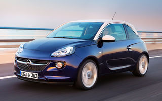 Opel Adam a trecut de 100.000 de comenzi. Opel: