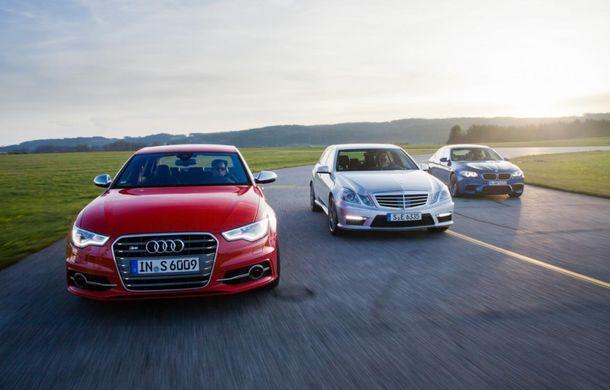 """Analiştii din industrie: """"Războiul vânzărilor dintre Audi, BMW şi Mercedes ar putea fi favorabil rivalilor"""" - Poza 1"""