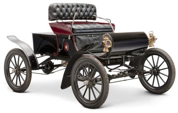 POVEŞTI AUTO: Oldsmobile Curved Dash Runabout - primul automobil de serie din lume - Poza 7