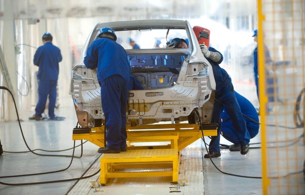 Presa germană: Furnizorii din China vor fi constrânşi să aleagă un parteneriat local de tip joint-venture - Poza 1