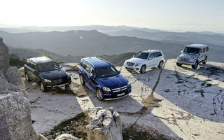 Mercedes va schimba numele SUV-ului ML în GLE