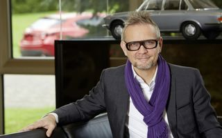 Mazda are de astăzi un nou designer şef: Kevin Rice