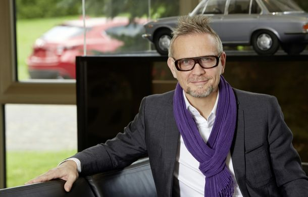 Mazda are de astăzi un nou designer şef: Kevin Rice - Poza 1