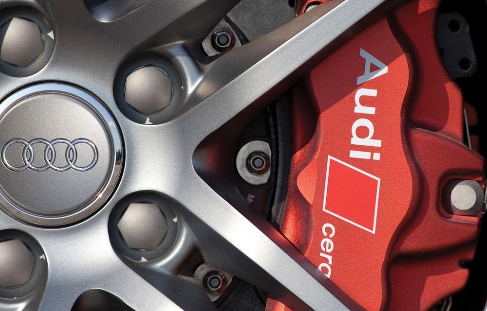 Audi recheamă în service 70.000 de unităţi pentru verificări - Poza 1