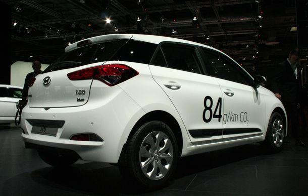 PARIS 2014 LIVE: Hyundai i20 a venit într-o nouă generație la Paris - Poza 8