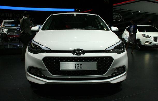 PARIS 2014 LIVE: Hyundai i20 a venit într-o nouă generație la Paris - Poza 5