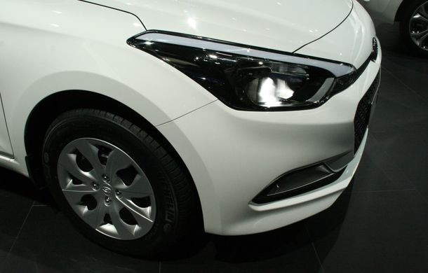 PARIS 2014 LIVE: Hyundai i20 a venit într-o nouă generație la Paris - Poza 4