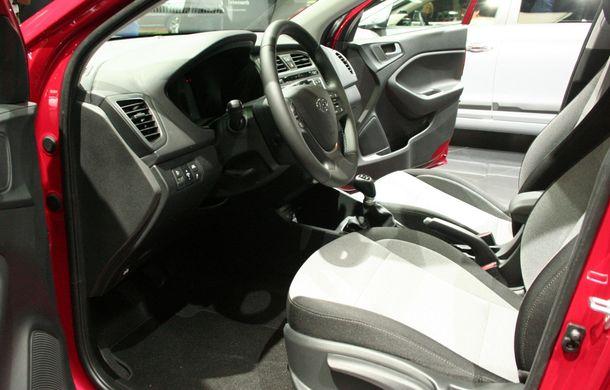 PARIS 2014 LIVE: Hyundai i20 a venit într-o nouă generație la Paris - Poza 13