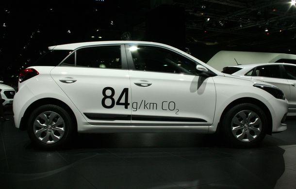 PARIS 2014 LIVE: Hyundai i20 a venit într-o nouă generație la Paris - Poza 3