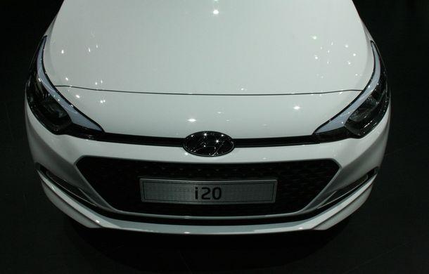 PARIS 2014 LIVE: Hyundai i20 a venit într-o nouă generație la Paris - Poza 2
