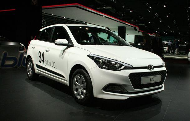 PARIS 2014 LIVE: Hyundai i20 a venit într-o nouă generație la Paris - Poza 1