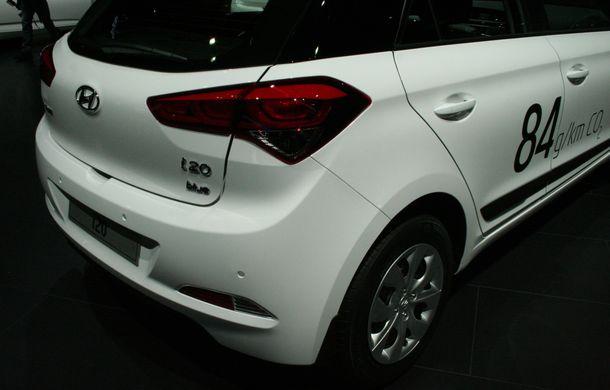 PARIS 2014 LIVE: Hyundai i20 a venit într-o nouă generație la Paris - Poza 7